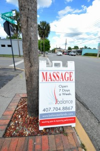 massage therapy college park florida